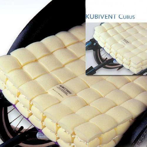 Rollstuhlsitzkissen Dekubitusprophylaxe Cubus