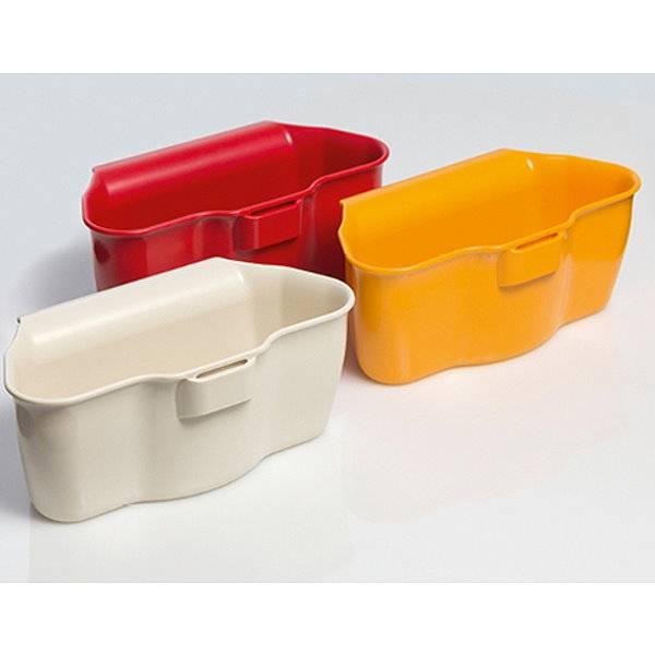 Dibucare Alma - Praktischer Aufbewahrungs-Behälter am Pflegebett