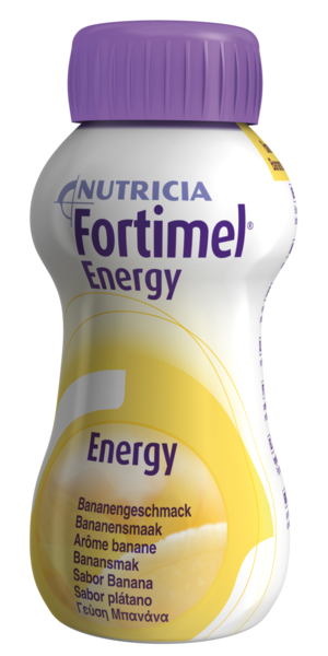 Fortimel Energy bei krankheitsbedingter Mangelernährung | Pfrimmer Nutricia
