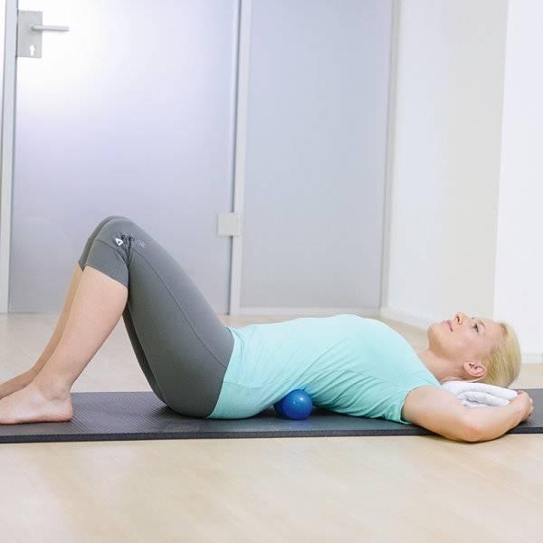 Sissel Vitalyzor zur Lockerung der Muskeln