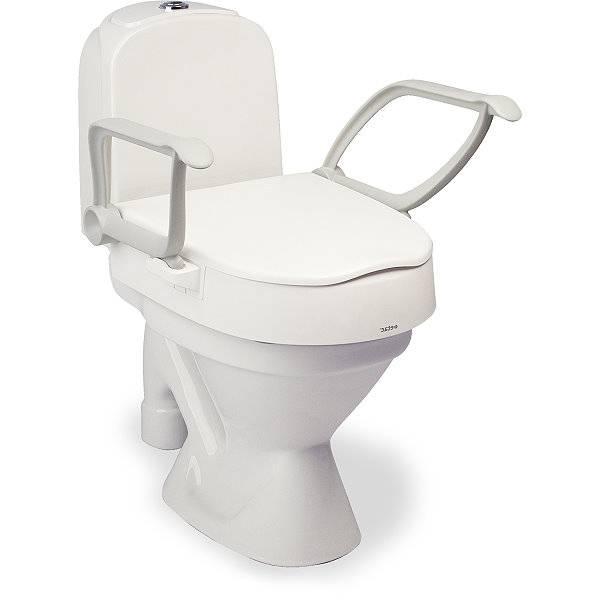 Toilettensitz-Erhöhung mit Armlehnen Cloo