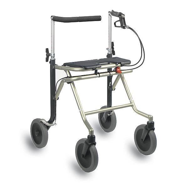 Spezial-Rollator für Schlaganfallpatienten