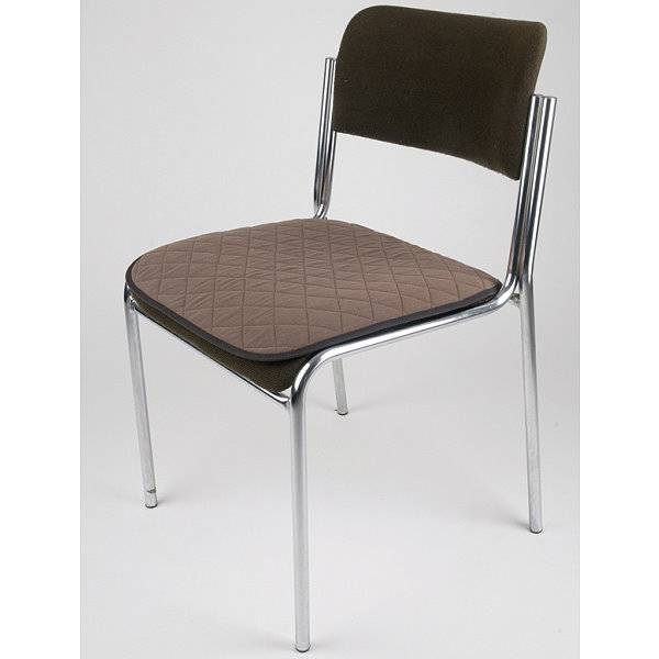 Sitzauflage bei Inkontinenz aus 100% Polyester