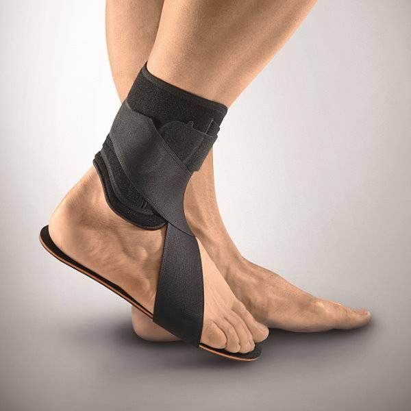 Neurodyn Comfort Fußheberbandage nach Schlaganfall und neurologischen Erkrankungen