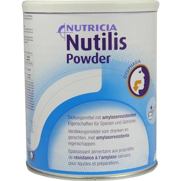 Nutilis Powder Instant-Verdickungsmittel | Pfrimmer Nutricia