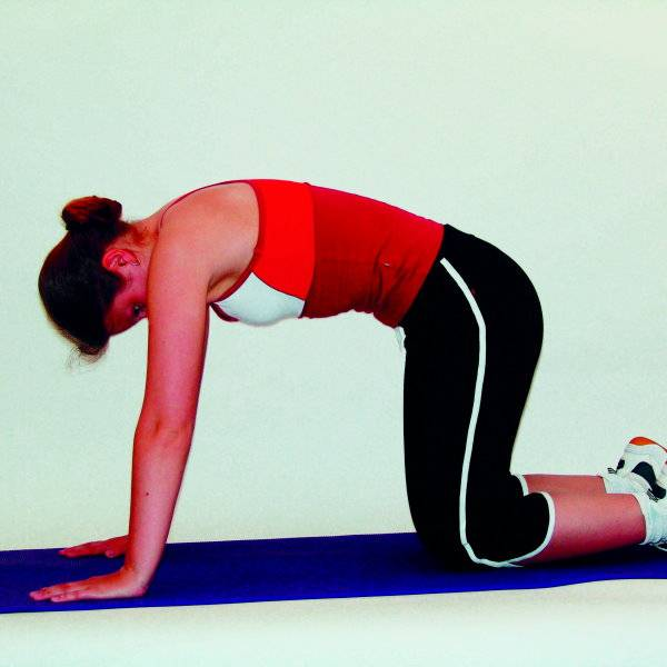 Yoga Übungsmatte