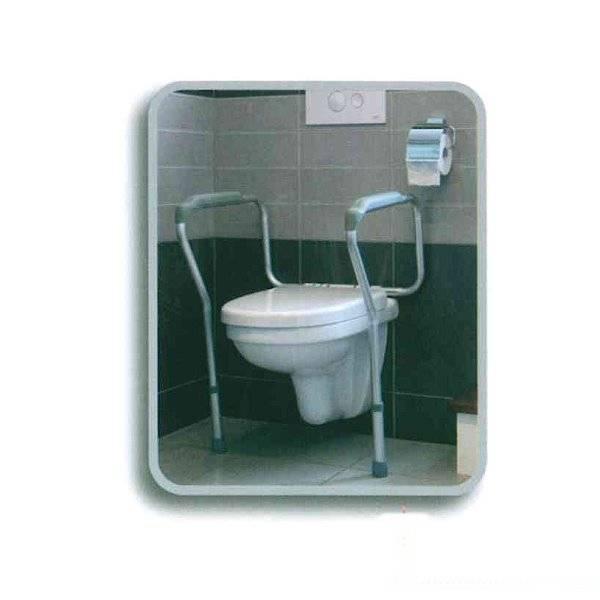 Toiletten-Stützgriffe Liddy