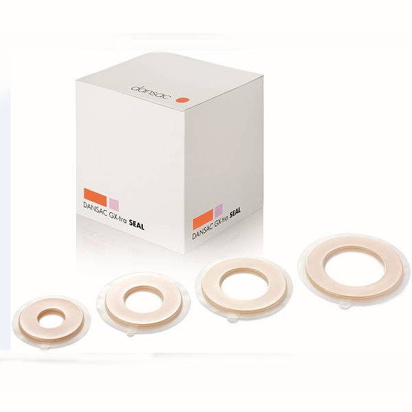 GX-tra Hautschutzringe für Stomaträger