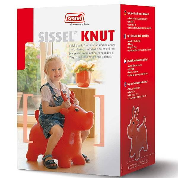 Knut Kinder-Hüpftier