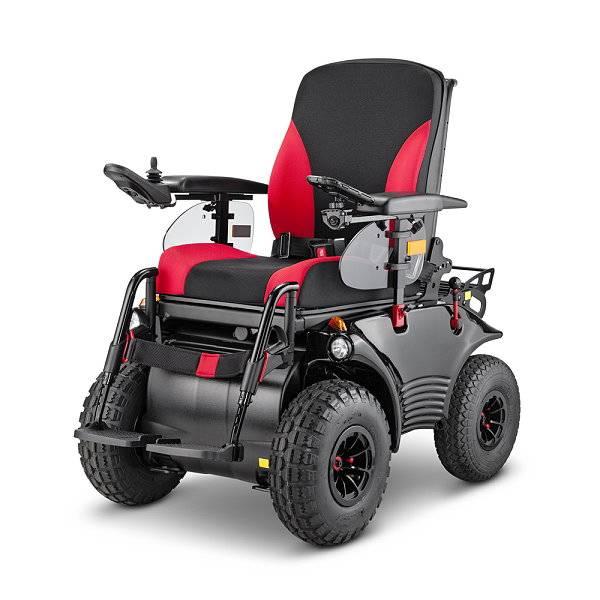 Optimus 2 - der starke E-Rollstuhl fürs Gelände!