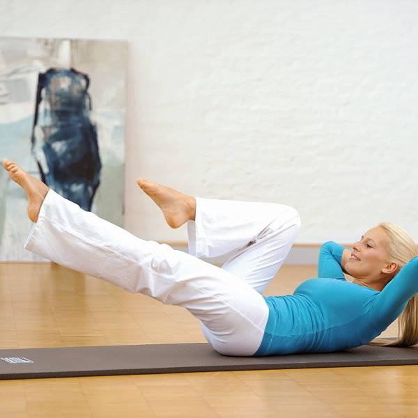 Gymnastikmatte Professional von Sissel