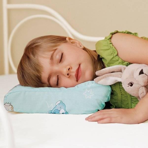 Nackenkissen Bambini Schlafkissen für Kinder