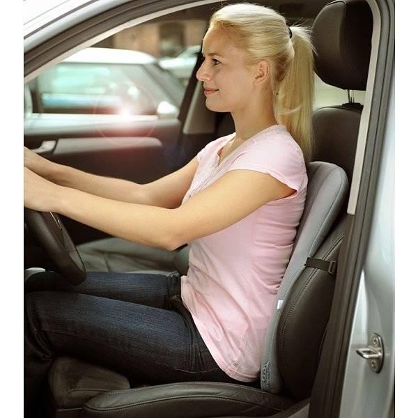 Rückenstütze fürs Auto DorsaBack Car