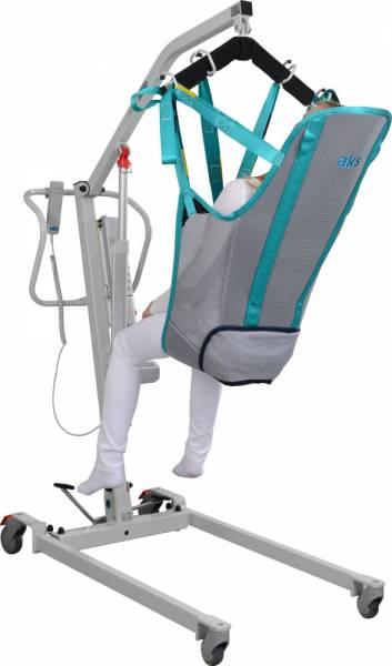 Badegurt mit Rückenverstärkung und integrierter Kopfstütze