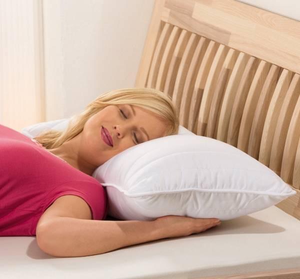 Sitty Schlaftraum Taschenfederkern-Kopfkissen