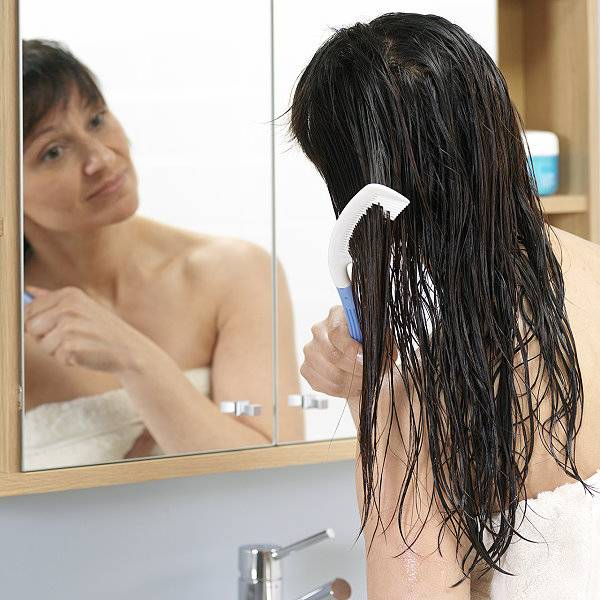 Beauty-Kamm für die Haare