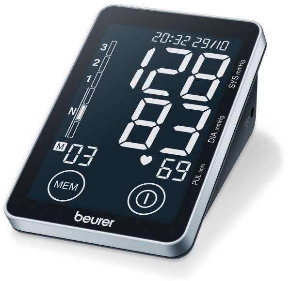 Vollautomatisches Blutdruckmessgerät BM 58 mit Touchscreen