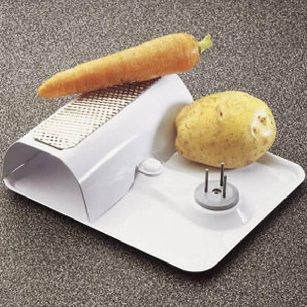 Handycap Küchenreibe und Schaber Clyde