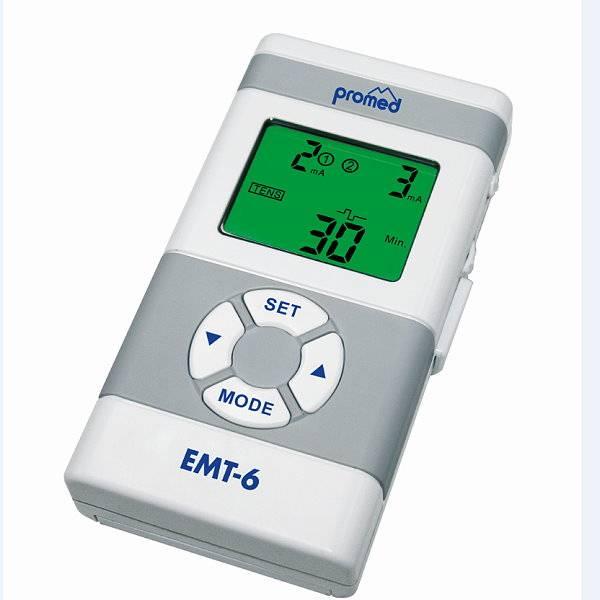 Elektrisches Schmerztherapie- und Muskelstimulations-Gerät EMT-6