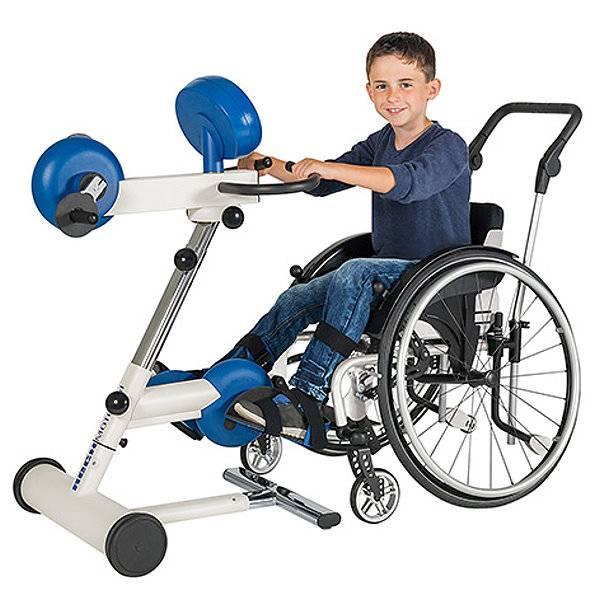 MOTOmed gracile 12 Bewegungstrainer für Kinder & kleine Personen