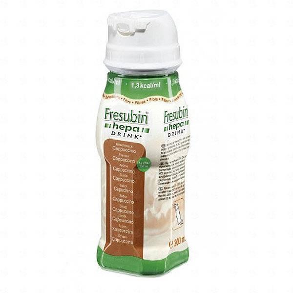 Fresubin hepa Drink bei Leberversagen | Fresenius