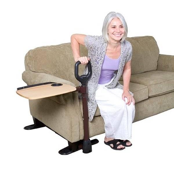 Aufstehhilfe Couch Tray für Sessel oder Sofa
