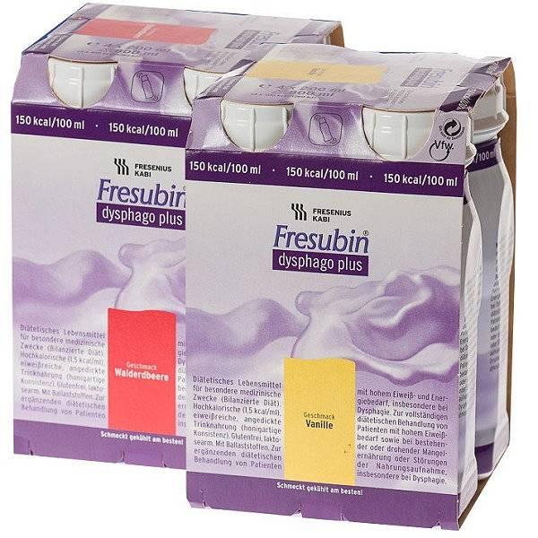 Dysphago Plus bei Schluckstörungen | Fresenius 24 x 200 ml