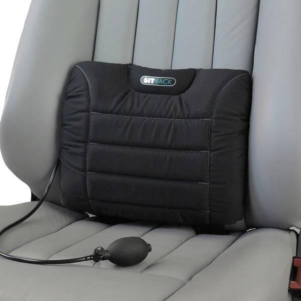 Auto-Rückenstützkissen Sitback AIR