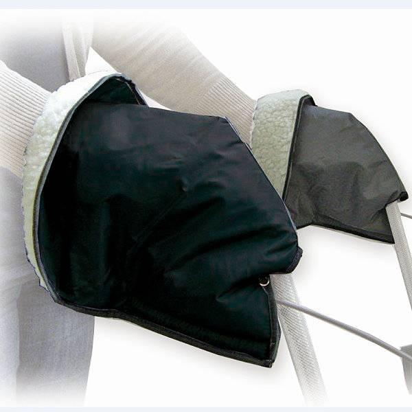 Handschuhe für Rollstühle und Rollatoren - einfach reinschlüpfen!