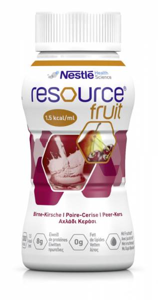 Resource Fruit mit fruchtigem Geschmack | Nestle Nutrition