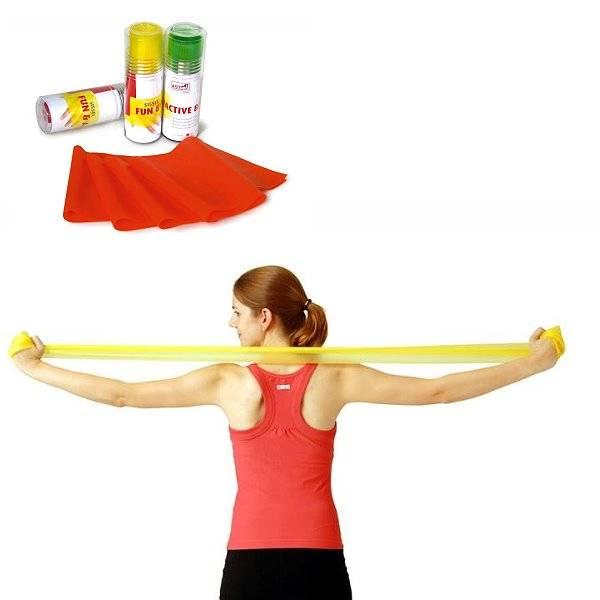 Therapieband / Fitnessband für Allergiker mit reduziertem Proteinanteil