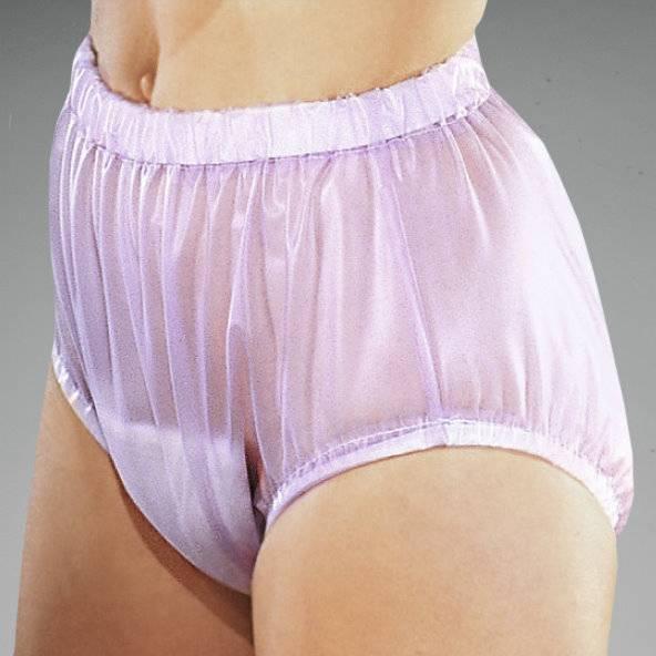 Inkontinenz-Slip PVC Damen/Herren