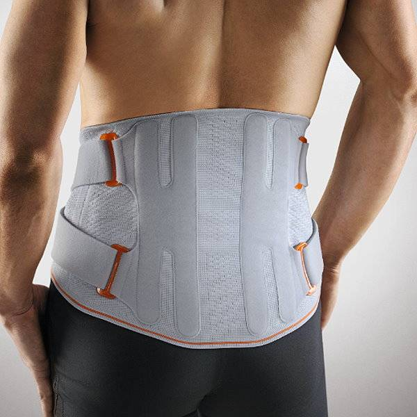 Rückenbandage Vertebradyn Strong, extra stabil