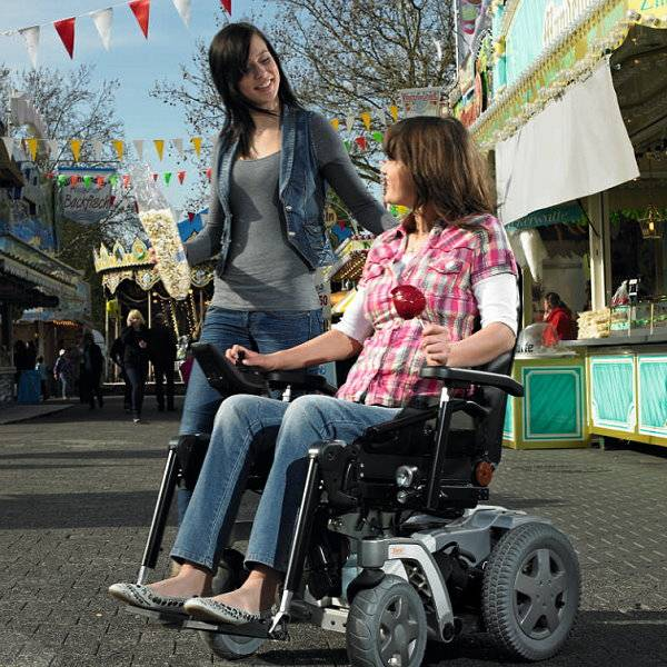 Hervorragender Elektro Rollstuhl Storm4