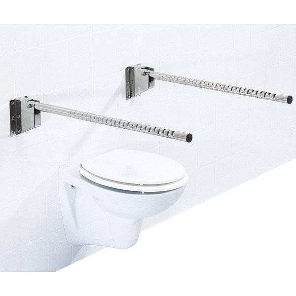 Standard-Schwenkstützgriff für die Toilette