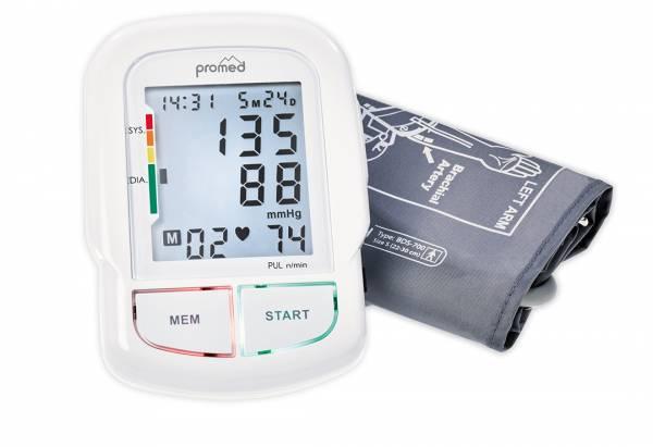 Blutdruckmessgerät Oberarm BDS-700 mit Sprachfunktion