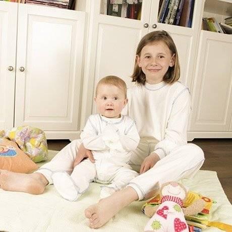 4acacf924e Neurodermitis-Overall Pulmanova für Kinder mit Zink | Allergiker ...