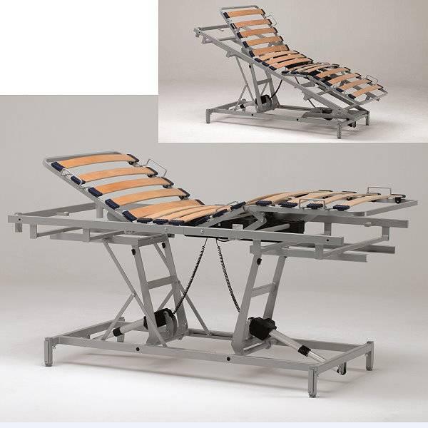 Pflegebett-System combiflex bibs