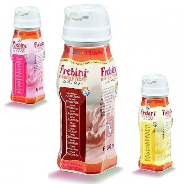 Frebini energy Drink für Kinder mit hohem Energiebedarf | Fresenius