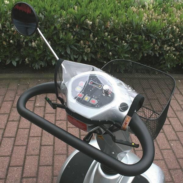 Wasserdichte Amaturenabdeckung für Elektroscooter