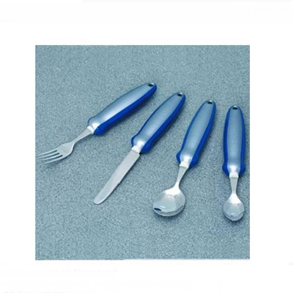 Schweres Essbesteck speziell für zittrige Hände