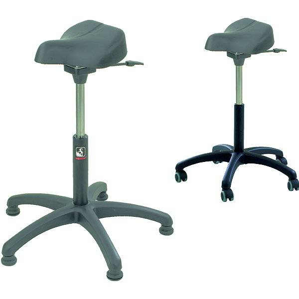 Stehhilfe Stand Up mit Verstellung der Sitzhöhe