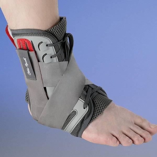 Sprunggelenk Bandage Malleo Sprint für maximale Stabilität