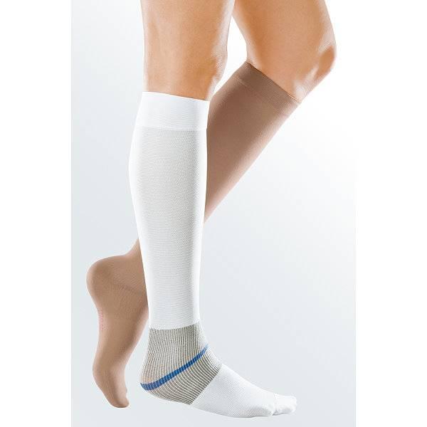 Kompressionsstrümpfe für offene Beine - Mediven Ulcer Kit