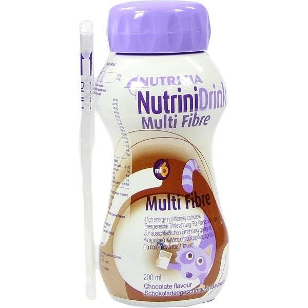 Nutrini MultiFibre für Kinder mit 8-20 kg | Pfrimmer Nutricia