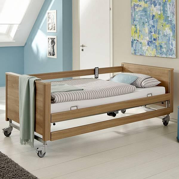 Elektrisch verstellbares Pflegebett Arminia 3