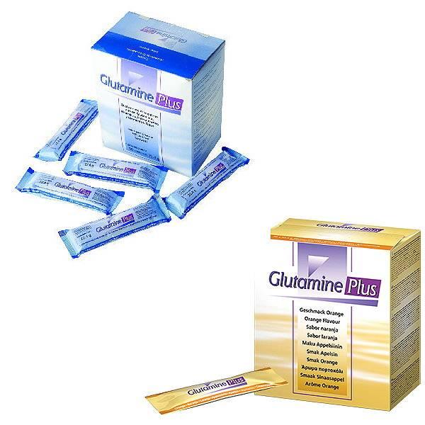 Glutamine Plus zur Zubereitung mit Wasser | Fresenius
