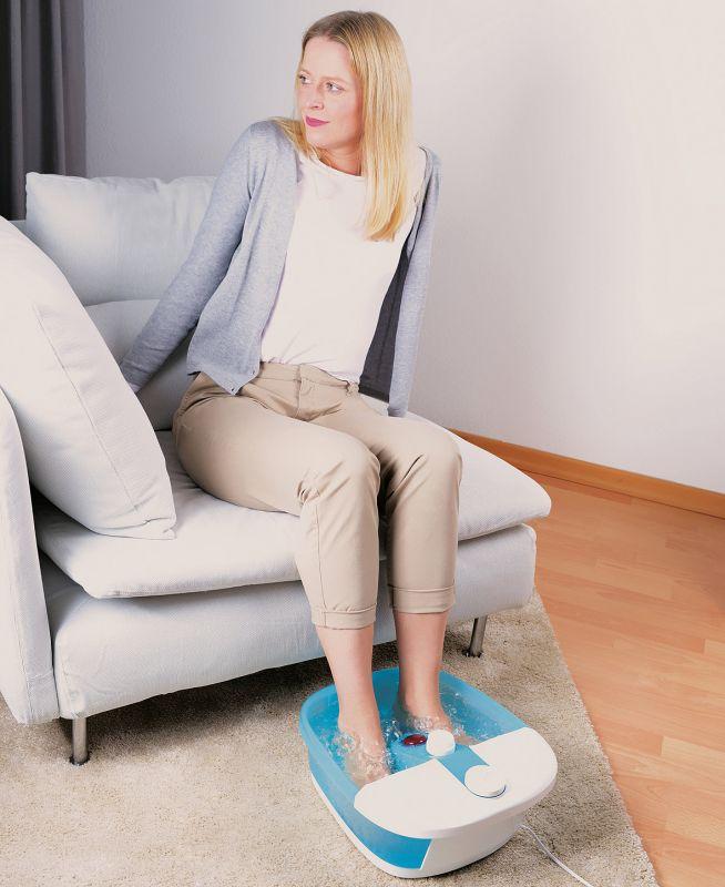 Fußmassage-Geräte und Sprudelfußbäder | Rehaland