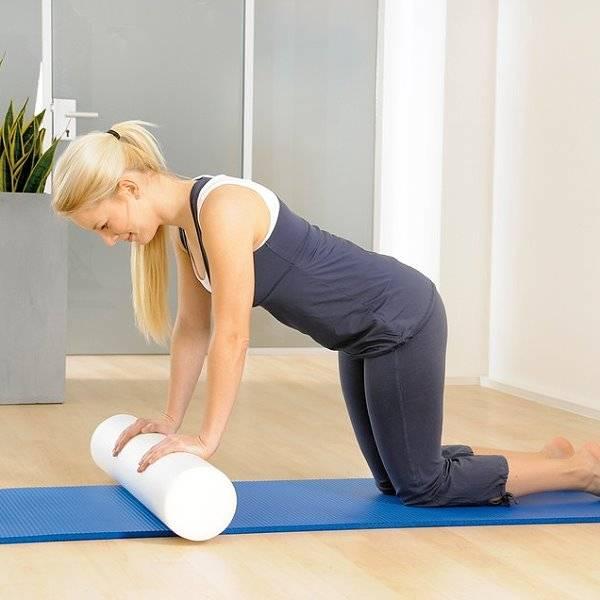 Sissel Pilates-Roller als Ergänzung zum Mattentraining