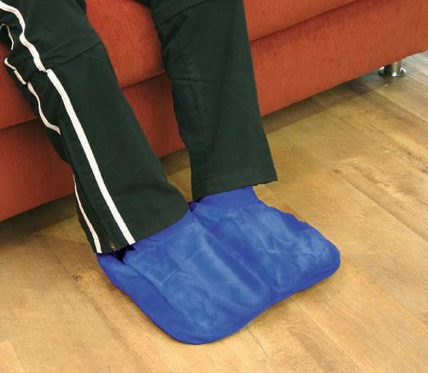 """Wärmflasche """"Komfort"""" als Fußwärmer für beide Füße"""
